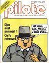Cover for Pilote Mensuel (Dargaud, 1974 series) #50
