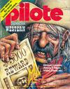 Cover for Pilote Mensuel (Dargaud, 1974 series) #25bis