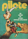 Cover for Pilote (Dargaud, 1960 series) #752