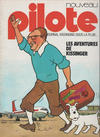 Cover for Pilote (Dargaud, 1960 series) #742