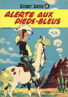 Cover for Lucky Luke (Dupuis, 1949 series) #10 - Alerte aux Pieds-Bleus