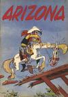 Cover for Lucky Luke (Dupuis, 1949 series) #3 - Arizona