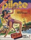 Cover for Pilote Mensuel (Dargaud, 1974 series) #37 bis