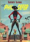Cover for Lucky Luke (Dupuis, 1949 series) #8 - Lucky Luke et Phil Defer