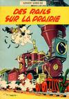 Cover for Lucky Luke (Dupuis, 1949 series) #9 - Des rails sur la prairie