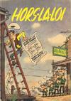 Cover for Lucky Luke (Dupuis, 1949 series) #6 [1954-01]