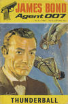 Cover for James Bond Agent 007 (Normic Press, 1965 series) #2/1966