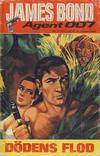 Cover for James Bond (Romanforlaget, 1966 series) #13/1970