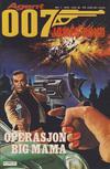 Cover for James Bond (Semic, 1979 series) #1/1979