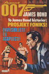 Cover for James Bond (Semic, 1979 series) #2/1980