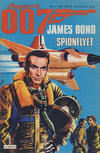 Cover for James Bond (Semic, 1979 series) #4/1980