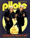 Cover for Pilote Mensuel (Dargaud, 1974 series) #11