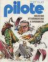 Cover for Pilote Mensuel (Dargaud, 1974 series) #21