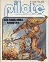 Cover for Pilote Mensuel (Dargaud, 1974 series) #42
