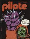 Cover for Pilote Mensuel (Dargaud, 1974 series) #18