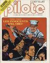 Cover for Pilote Mensuel (Dargaud, 1974 series) #40