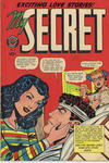 Cover for My Secret (Superior Publishers Limited, 1949 series) #3 [No Date]