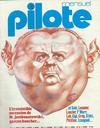 Cover for Pilote Mensuel (Dargaud, 1974 series) #9