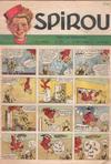 Cover for Spirou (Dupuis, 1947 series) #579