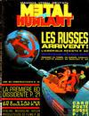 Cover for Métal Hurlant (Les Humanoïdes Associés, 1975 series) #98