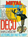 Cover for Métal Hurlant (Les Humanoïdes Associés, 1975 series) #99