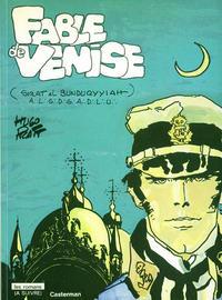 Cover Thumbnail for Corto Maltese (Casterman, 1975 series) #7 - Fable de Venise