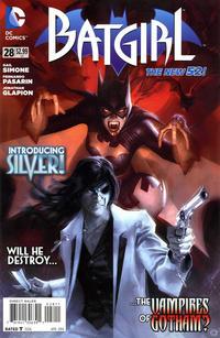 Cover Thumbnail for Batgirl (DC, 2011 series) #28