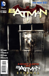 Cover Thumbnail for Batman (DC, 2011 series) #28