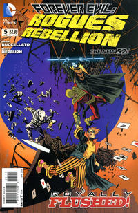 Cover Thumbnail for Forever Evil: Rogues Rebellion (DC, 2013 series) #5