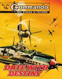 Cover Thumbnail for Commando (D.C. Thomson, 1961 series) #1612