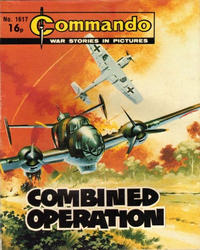 Cover Thumbnail for Commando (D.C. Thomson, 1961 series) #1617
