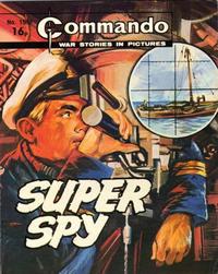 Cover Thumbnail for Commando (D.C. Thomson, 1961 series) #1598