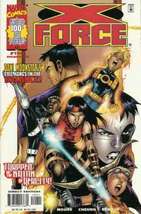 Cover Thumbnail for X-Force (Marvel, 1991 series) #100 [Direct Edition]