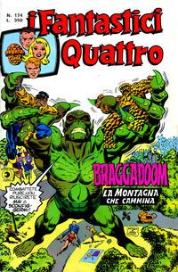 Cover Thumbnail for I Fantastici Quattro (Editoriale Corno, 1971 series) #174