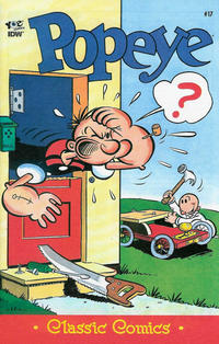 Cover Thumbnail for Classic Popeye (IDW, 2012 series) #17