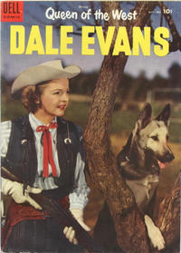 Cover Thumbnail for Dale Evans Queen of the West (World Distributors, 1955 series) #5