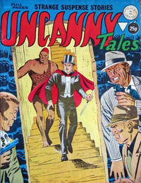 Cover Thumbnail for Uncanny Tales (Alan Class, 1963 series) #153