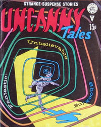 Cover Thumbnail for Uncanny Tales (Alan Class, 1963 series) #131