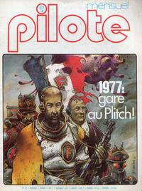 Cover Thumbnail for Pilote Mensuel (Dargaud, 1974 series) #32