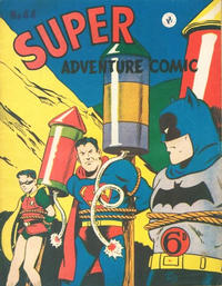 Cover Thumbnail for Super Adventure Comic (K. G. Murray, 1950 series) #44 [Price difference]