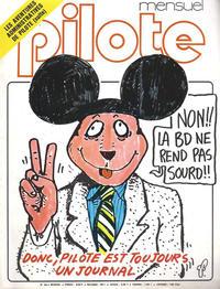 Cover Thumbnail for Pilote Mensuel (Dargaud, 1974 series) #54