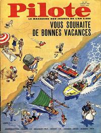 Cover Thumbnail for Pilote (Dargaud, 1960 series) #245