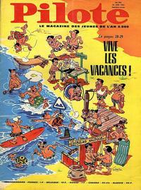 Cover Thumbnail for Pilote (Dargaud, 1960 series) #296