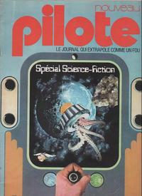 Cover Thumbnail for Pilote (Dargaud, 1960 series) #749