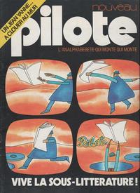 Cover Thumbnail for Pilote (Dargaud, 1960 series) #744