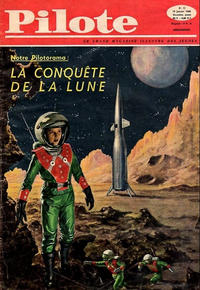 Cover Thumbnail for Pilote (Dargaud, 1960 series) #12
