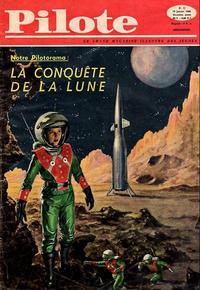 Cover Thumbnail for Pilote (Dargaud, 1960 series) #12