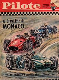 Cover Thumbnail for Pilote (Dargaud, 1960 series) #81