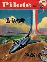 Cover Thumbnail for Pilote (Dargaud, 1960 series) #83
