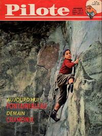 Cover Thumbnail for Pilote (Dargaud, 1960 series) #84